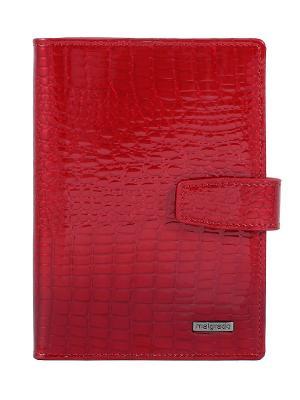 Обложка Malgrado. Цвет: красный