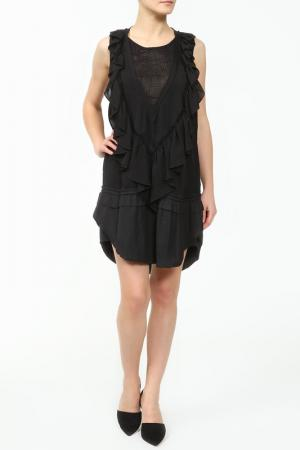 Платье Isabel Marant. Цвет: черный
