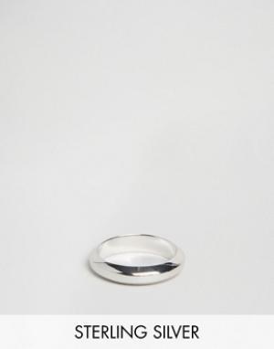 Seven London Серебряное кольцо эксклюзивно для ASOS. Цвет: серебряный