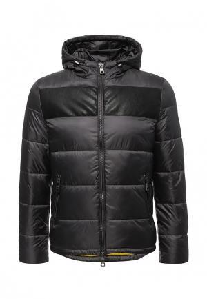 Куртка утепленная Marciano Guess. Цвет: серый