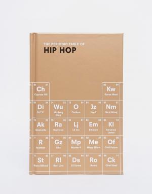 Books Книга Periodic Table Of Hip Hop. Цвет: мульти
