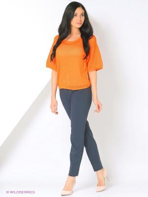 Кофточка Veronika Style. Цвет: оранжевый