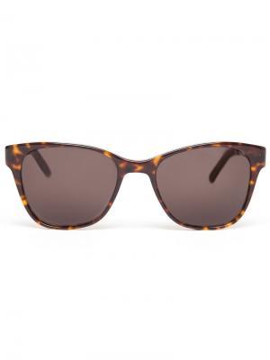 Солнцезащитные очки Prism. Цвет: зелёный