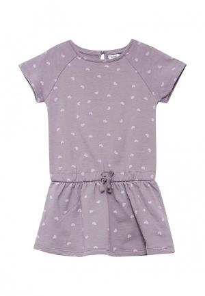 Платье Blukids. Цвет: фиолетовый