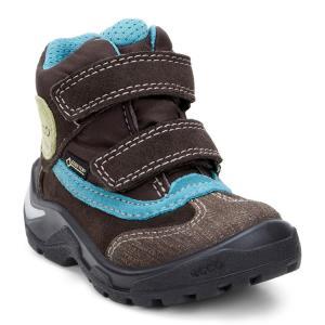 Ботинки ECCO. Цвет: коричневый