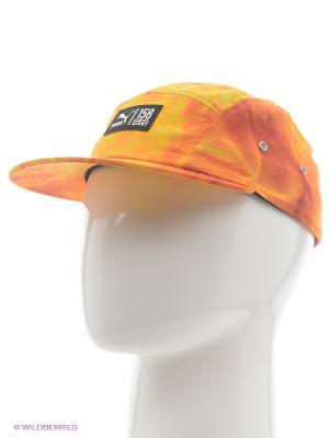 Бейсболка ALIFE Cap Puma. Цвет: оранжевый