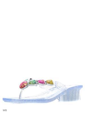 Пантолеты Mon Ami. Цвет: прозрачный
