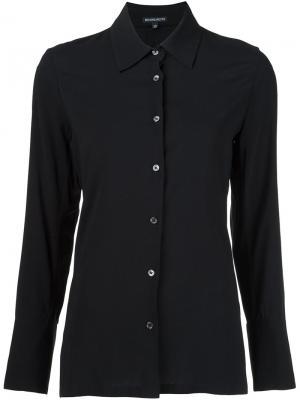 Рубашка Josie Ann Demeulemeester. Цвет: чёрный