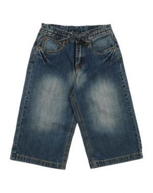 Джинсовые брюки REPLAY & SONS. Цвет: синий