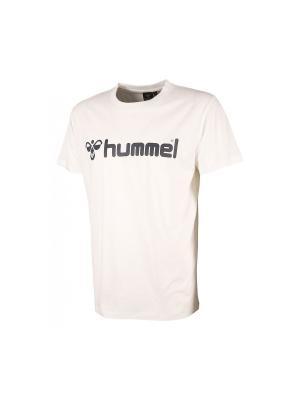 Футболка CLASSIC BEE HUMMEL. Цвет: белый