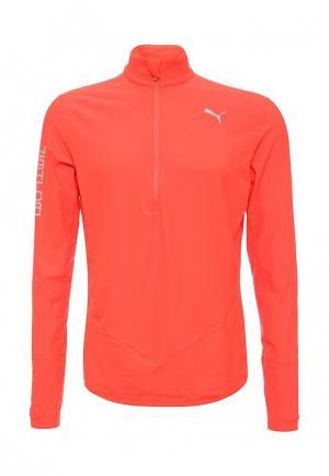 Олимпийка Puma. Цвет: оранжевый