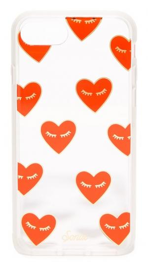 7 Чехол для iPhone с модные Heart Sonix