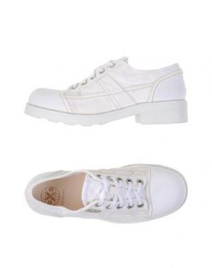 Обувь на шнурках O.X.S.. Цвет: белый