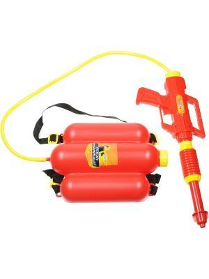 Водное оружие Пожарный DREAM MAKERS. Цвет: красный