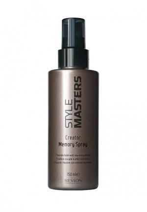 Спрей для волос Revlon Professional. Цвет: серебряный