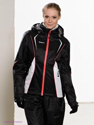 Куртка Baon. Цвет: черный, белый