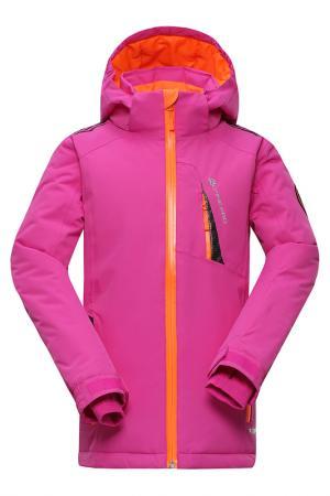 Куртка Alpine Pro. Цвет: pink, orange