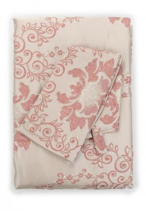 Штора Sanpa. Цвет: розовый