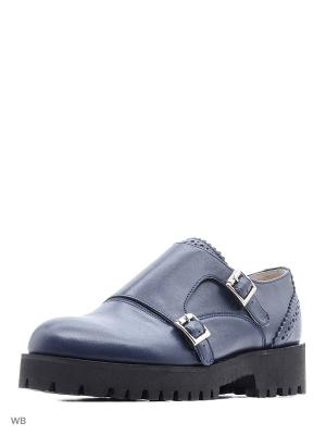 Обувь renne. Цвет: темно-синий