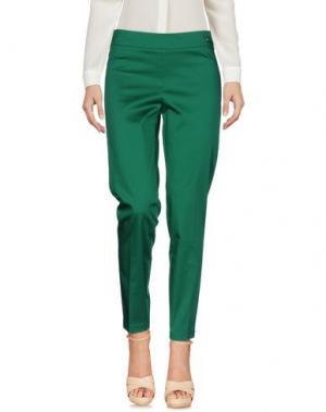 Повседневные брюки SEVENTY SERGIO TEGON. Цвет: зеленый