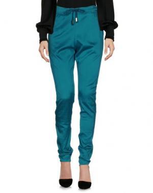 Повседневные брюки JIJIL. Цвет: зеленый