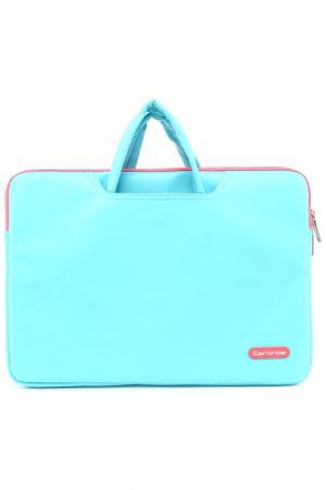 Сумка для ноутбука (планшета) CASUAL СHIC. Цвет: голубой