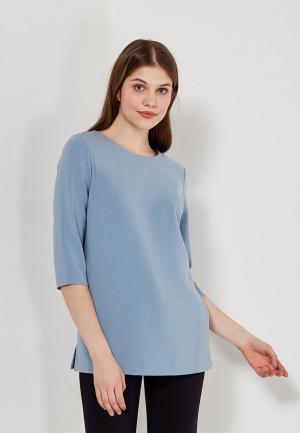Блуза Echo. Цвет: голубой