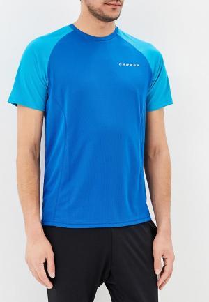Футболка спортивная Dare 2b. Цвет: синий