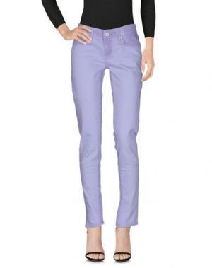 Джинсовые брюки LEVI'S RED TAB. Цвет: сиреневый