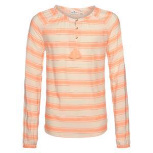 Блузка Tom Tailor 203269840403420. Цвет: неоновый оранжевый