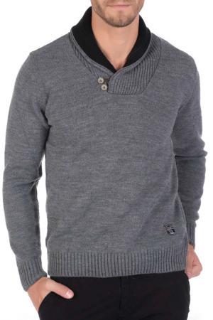 Пуловер GIORGIO DI MARE. Цвет: серый