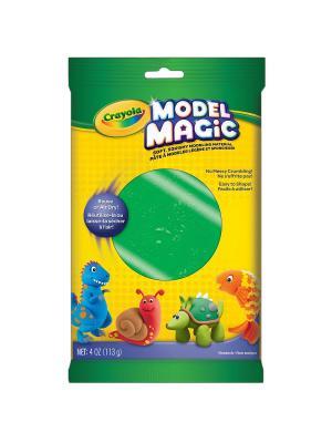 Волшебный пластилин Crayola. Цвет: зеленый