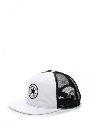 Бейсболка Converse. Цвет: черно-белый