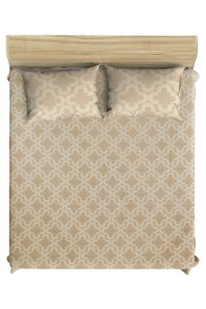 SINGLE BEDSPREAD SET Marie claire. Цвет: cream and beige