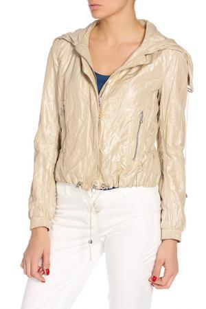 Куртка Tenax. Цвет: бежевый