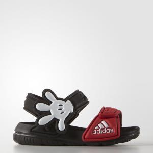 Сандалии Disney Akwah 9  Performance adidas. Цвет: красный