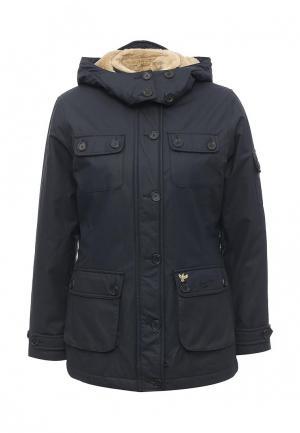 Куртка утепленная John Partridge. Цвет: синий