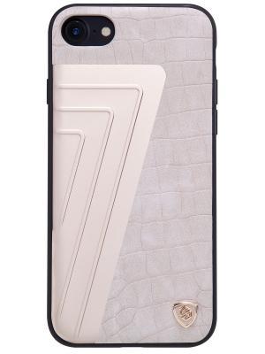 Накладка Nillkin Hybrid Case для Apple iPhone 7.. Цвет: белый, черный