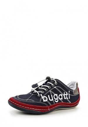 Кроссовки Bugatti. Цвет: разноцветный