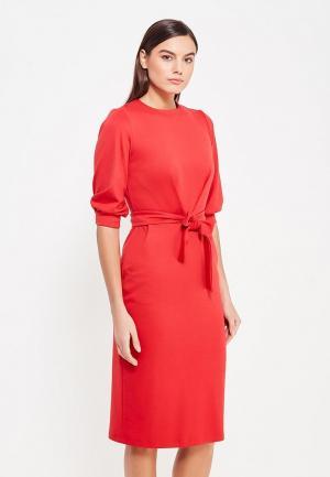Платье Alina Assi. Цвет: красный