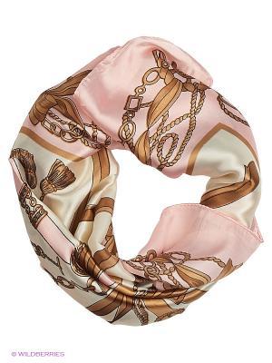 Платок Lovely Jewelry. Цвет: розовый