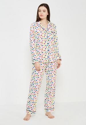 Пижама Gap. Цвет: белый