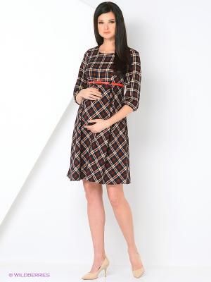 Платье с отрезной кокеткой Кардиф Мамуля красотуля