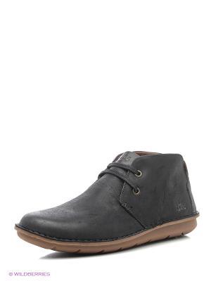 Ботинки TBS. Цвет: черный, коричневый