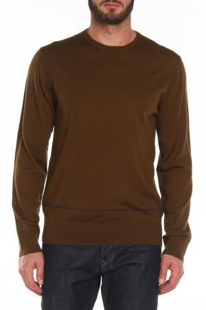 Пуловер Paul Smith. Цвет: табака