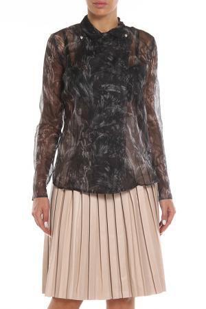 Блуза Costume National. Цвет: 930, multicol black черный