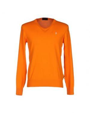 Свитер PEAK PERFORMANCE. Цвет: оранжевый