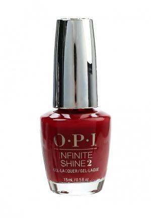Лак для ногтей O.P.I. Цвет: бордовый