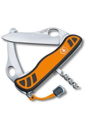 Нож перочинный  5 функций Victorinox. Цвет: оранжевый