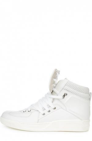 Кеды Dolce & Gabbana. Цвет: белый